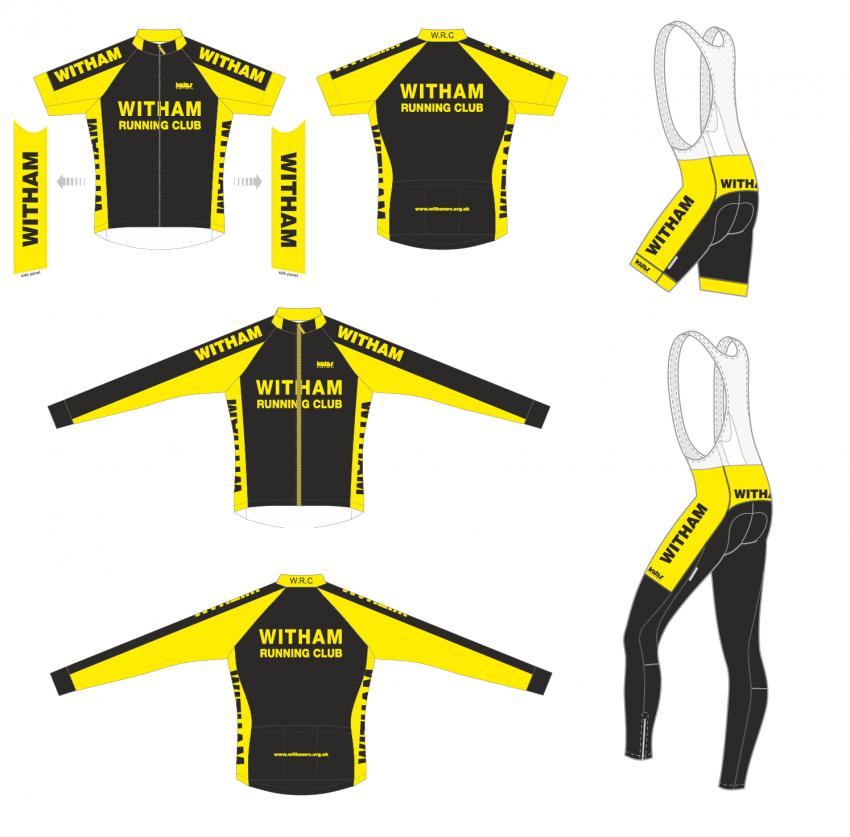WRC Jersey & Shorts